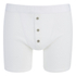 Levi's Men's Long Button Boxers - White: Image 1