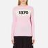 Bella Freud Women's 1970 Cashmere Jumper - Pink: Image 1