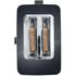 Graef TO62.UK 2 Slice Compact Toaster - Black: Image 5