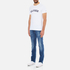 Tommy Hilfiger Men's Organic Cotton T-Shirt - White: Image 4