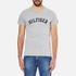 Tommy Hilfiger Men's Organic Cotton T-Shirt - Grey Heather: Image 1