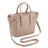 Aspinal of London Women's Marylebone Mini Tote - Soft Taupe: Image 3