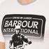 Barbour X Steve McQueen Men's Camber T-Shirt - Cream: Image 5