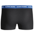 Bjorn Borg Men's Contrast Solids Triple Pack Boxer Shorts - Black: Image 3