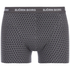 Bjorn Borg Men's BB Dot Boxer Shorts - Asphalt: Image 4