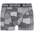 Bjorn Borg Men's Twin Pack Camo Print Boxer Shorts - Black: Image 4