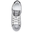 KENZO Women's K-Lace Low Top Trainers - Silver: Image 3