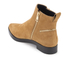 KENZO Women's Totem Flat Ankle Boots - Tan: Image 4