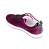 KENZO Women's K-Lace Low Top Trainers - Burgundy: Image 4