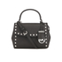 MICHAEL MICHAEL KORS Ava Stud Mini Crossbody Bag - Black: Image 1
