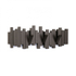 Umbra Sticks Multi Wall Coat Hooks - Espresso: Image 1
