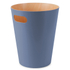 Umbra Woodrow Waste Can - Mist Blue: Image 1