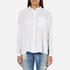 Superdry Women's Santorini Boyfriend Shirt - Optic White: Image 1