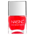 nails inc. Great Eastern Street Nail Polish - Neon Coral 14ml: Image 1