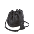 Rebecca Minkoff Women's Micro Lexi Bucket Bag - Black: Image 3