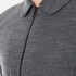 Carven Men's Zipped Blouson Jacket - Gris Grenat: Image 5