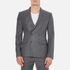 Carven Men's Double Breasted Blazer - Gris Chine: Image 1
