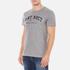 GANT Men's NHCT T-Shirt - Grey Melange: Image 2