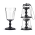 Stackable Wine Glasses - Black: Image 1