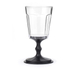 Stackable Wine Glasses - Black: Image 3