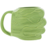 Hulk Shaped Mug - Green: Image 4