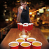 XXL Giant Beer Pong - Rood: Image 1