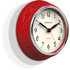 Newgate Cookhouse Wall Clock - Red: Image 2