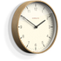 Newgate Mr. Clarke Wall Clock - Pale Wood: Image 2