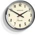 Newgate Mechanic Wall Clock - Chrome: Image 1