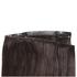 Extensions capillaires Invisi-Clip-In 45 cm Jen Atkin de Beauty Works - Ebony Black 1B: Image 2
