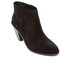 Ash Women's Ivana Suede Heeled Ankle Boots - Black: Image 2