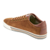 Polo Ralph Lauren Men's Harvey Suede Low Top Trainers - New Snuff: Image 4