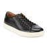 Polo Ralph Lauren Men's Jermain Leather Trainers - Black: Image 2