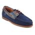 Polo Ralph Lauren Men's Bienne II Suede Boat Shoes - Newport Navy/Newport Navy: Image 2