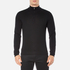 HUGO Men's San Gottardo Quarter Zip Jumper - Black: Image 1