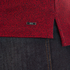 HUGO Men's Dinello Jacquard Polo Shirt - Dark Red: Image 6