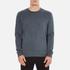 YMC Men's Almost Grown Sweatshirt - Navy: Image 1