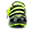 Force Race Carbon Cycling Shoes - Black/Fluro: Image 3