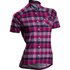 Sugoi Women's Lumberjane Jersey - Raspberry Sorbet: Image 1