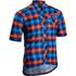 Sugoi Men's Lumberjack Jersey - Indigo: Image 1