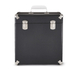 GPO Retro Portable Carry Case for LP Records and 12-Inch Vinyl - Black: Image 2