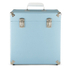 GPO Retro Portable Carry Case for LP Records and 12-Inch Vinyl - Blue: Image 2