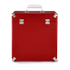 GPO Retro Portable Carry Case for LP Records and 12-Inch Vinyl - Red: Image 3