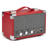 GPO Retro Mini Westwood Bluetooth Speaker - Red: Image 2