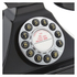 GPO Retro 1929S Classic Carrington Push Button Telephone - Black: Image 3