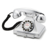 GPO Retro 1929S Classic Carrington Push Button Telephone - Chrome: Image 1