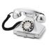 GPO Retro 1929S Classic Carrington Push Button Telephone - Chrome: Image 1