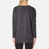 Barbour International Women's Visor Long Sleeve T-Shirt - Dark Grey: Image 3