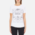 Barbour International Women's Charade T-Shirt - White: Image 1