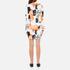 Cheap Monday Women's Strict Rattle Dress - Dirty Orange: Image 2